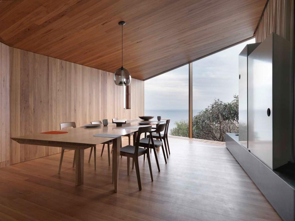 John Wardle Architects beach house social