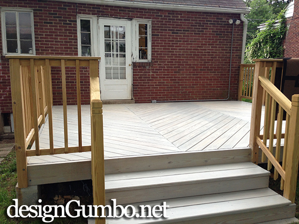 The Mostly Finished Deck