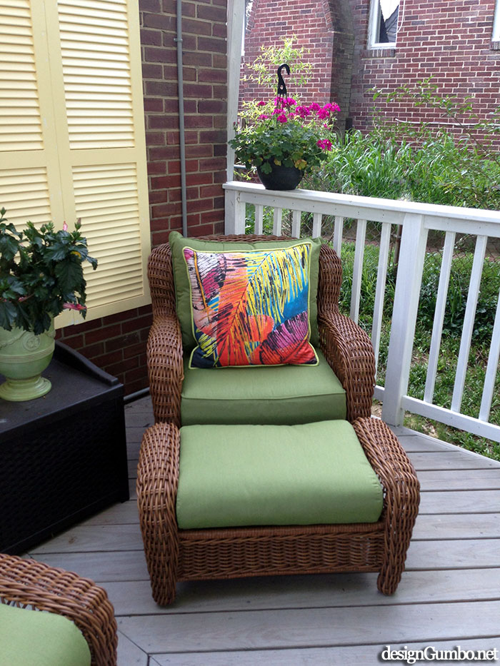 new ottomans - Come sit beside me