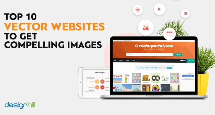 top 10 vector websites