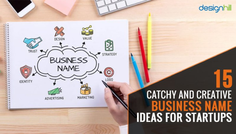 Creative Business Name Ideas For Startups