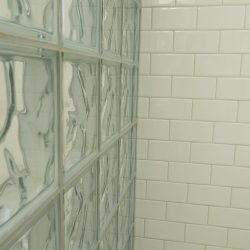 Glass and Tile Style that Meet.