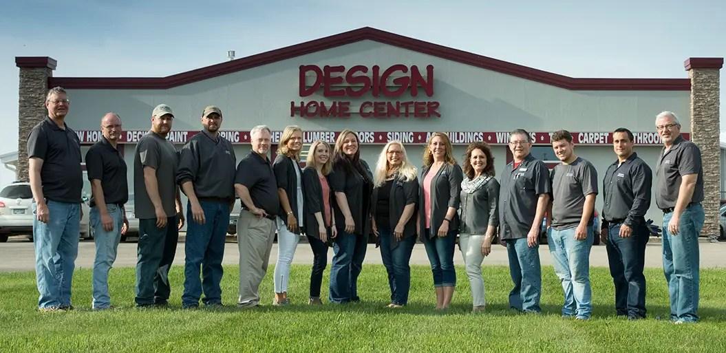 Our Staff Design Home Center