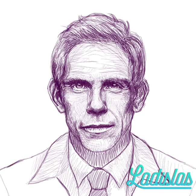 sketch-WalterMitty