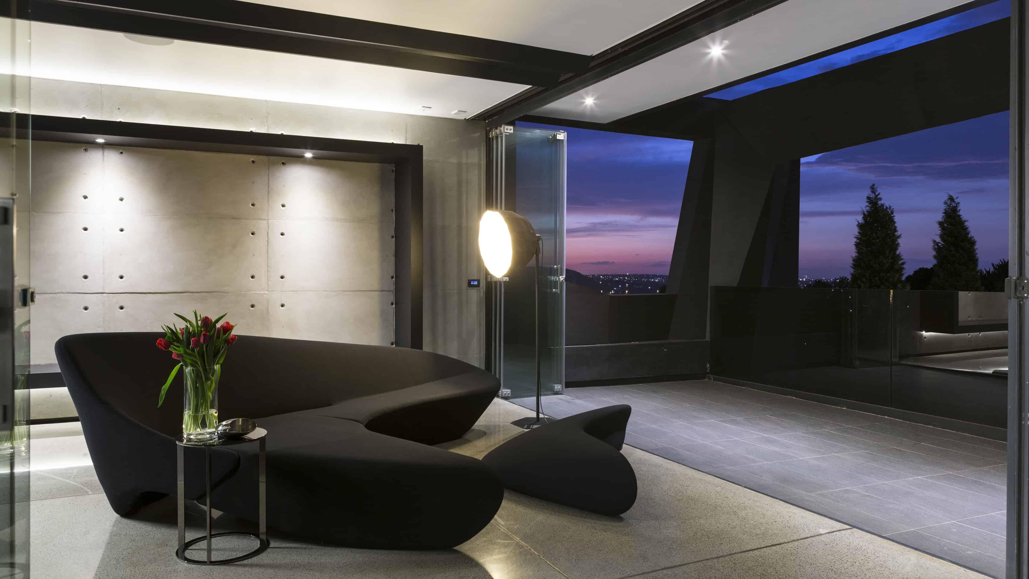 Kloof road house by nico van der meulen design ideas for Design kamers