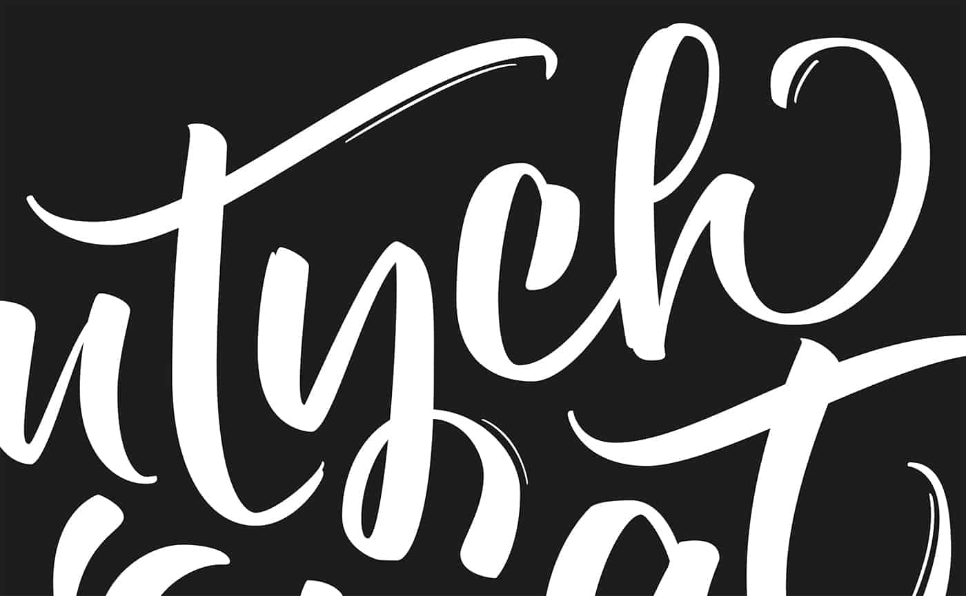 Window lettering x PTNS by Zuzanna Rogatty Design Ideas – Wanted Poster Letters