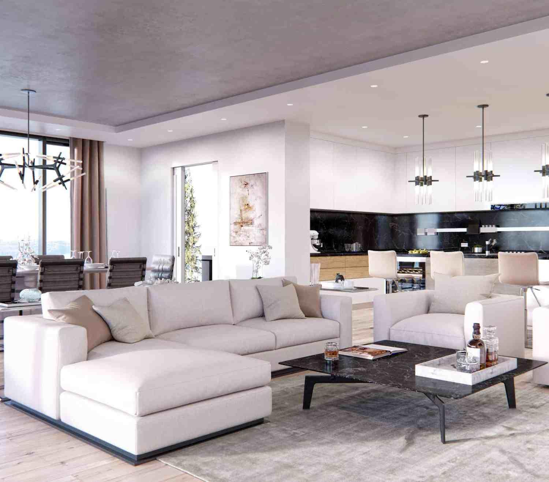 Contemporary flat in Canada - Design Ideas