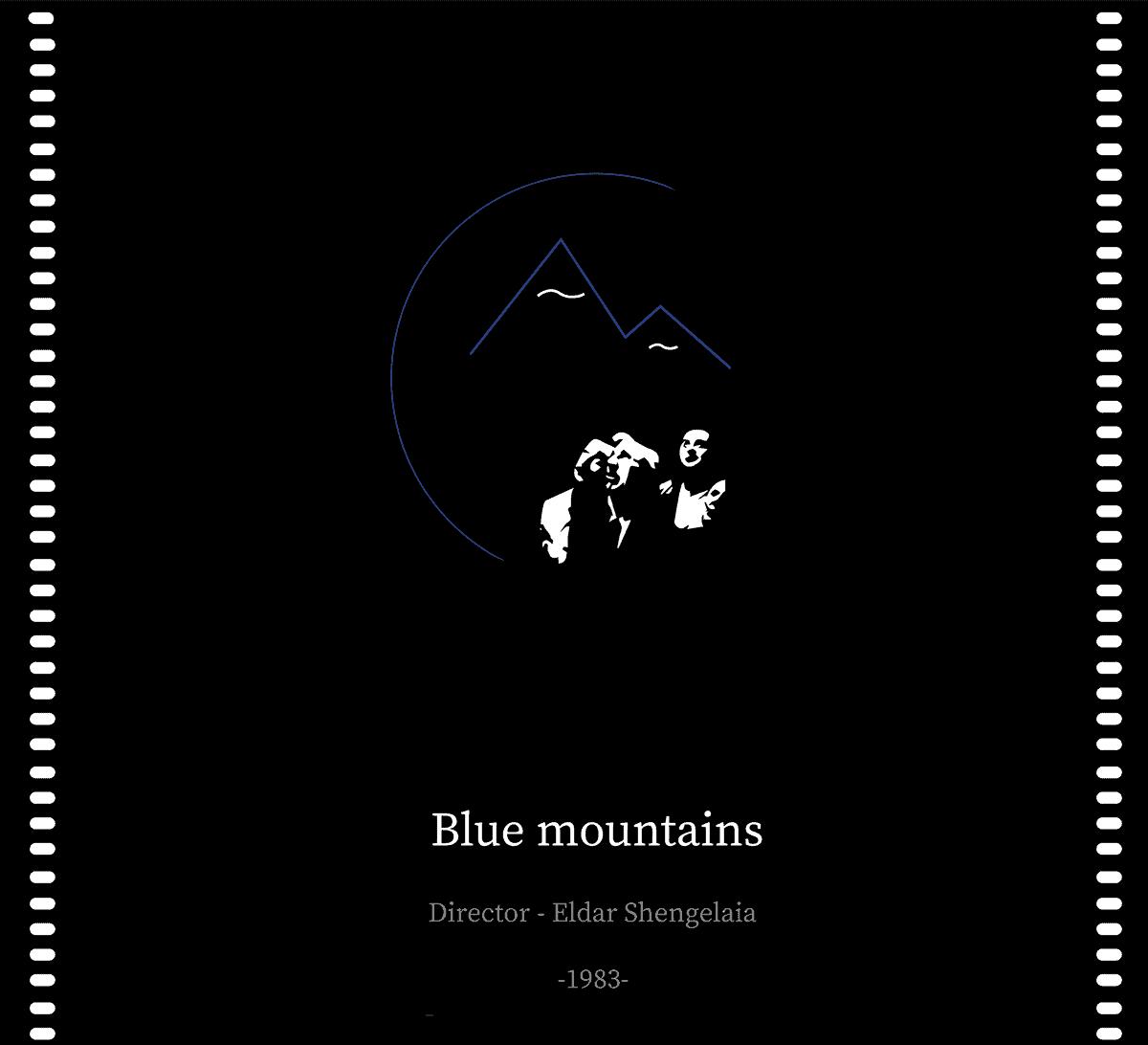 Minimalist Logos Of Georgian Movies Design Ideas