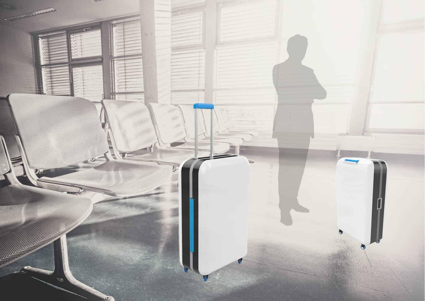 Line Design Ideas : Design concept suitcase quot line ideas