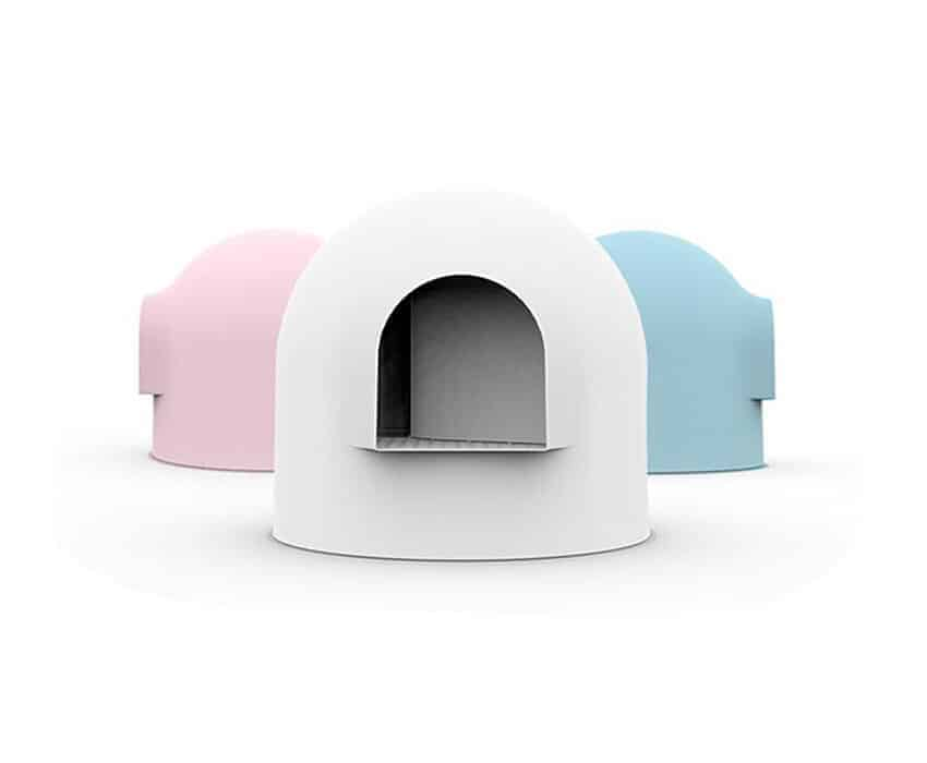 image covered cat litter. It Allows Cats To Do Their Business In A Private Space. This Extra Large Covered Cat Toilet Is The Best Gift For Kitten Lovers. Image Litter