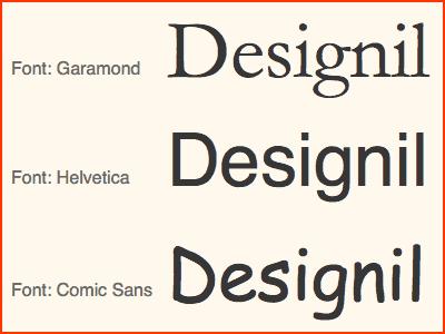font-compare