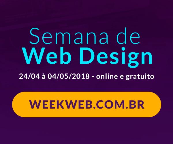 WeekWeb - Semana de Web Design