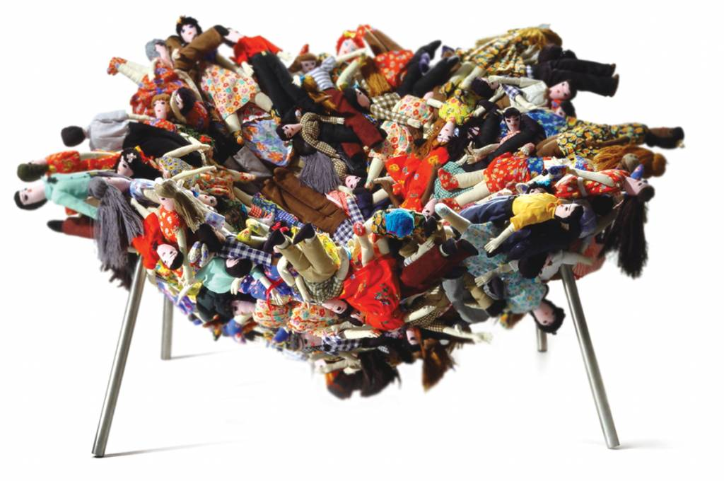 campana brothers favela chair where is blue bay zest for life | design indaba