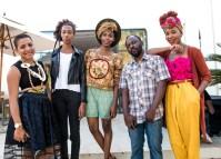 Young Zambian fashion designers: a creative time bomb ...