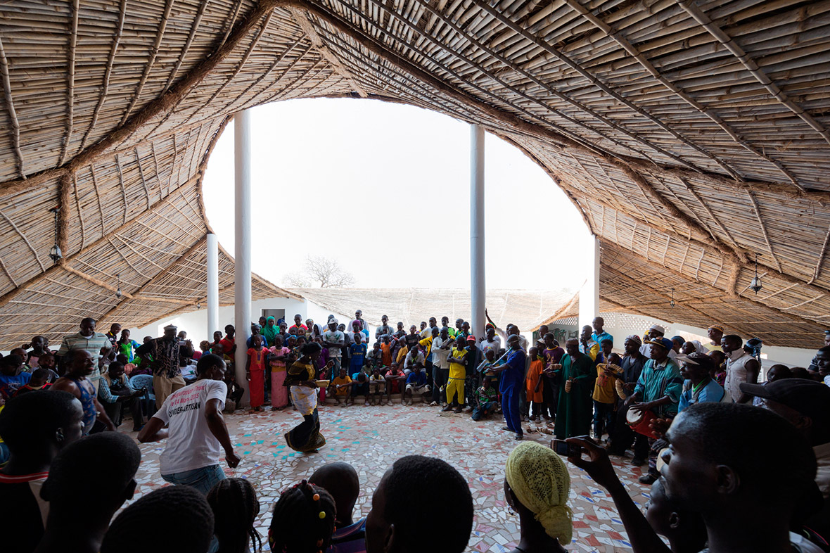 An Arts Cultural Centre In Remote Senegal Design Indaba