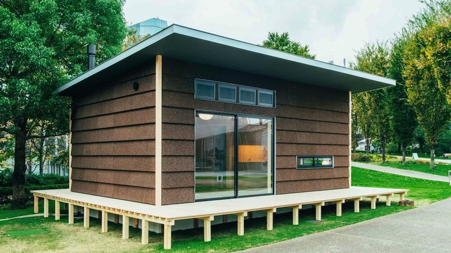 Muji Launches Three Tiny Prefab Houses Design Indaba