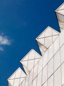 Engineering Building Leicester University - Designing