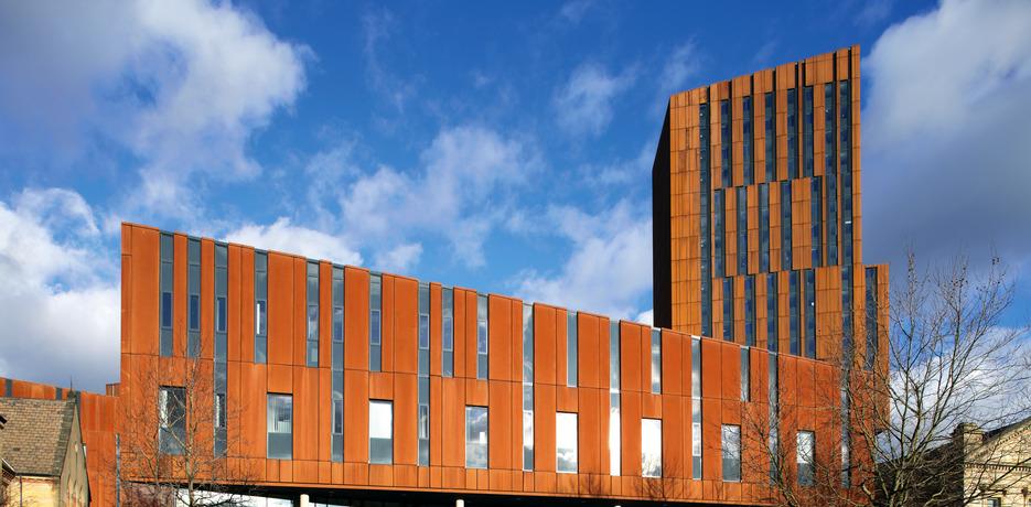 Weathering steel  Designing Buildings Wiki