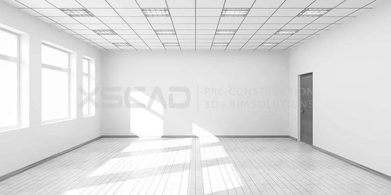 commercial lighting designing