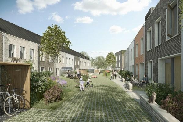 cohousing - designing buildings