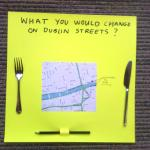 Testing A Design Project Table Mats Testing Storytelling As An Engagement Tool In The City Designing Dublin Learning To Learn