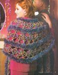 Celebration Shawl pattern in the 2004 issue of Crochet! Magazine