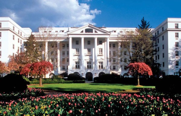 "Greenbrier America""s Resort Hotel"