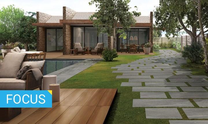 Masselli e Lastre per pavimentazioni  DESIGN IN LUCE