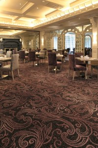 Design Insider | Ulster Carpets - Double Tree Hilton Hotel ...
