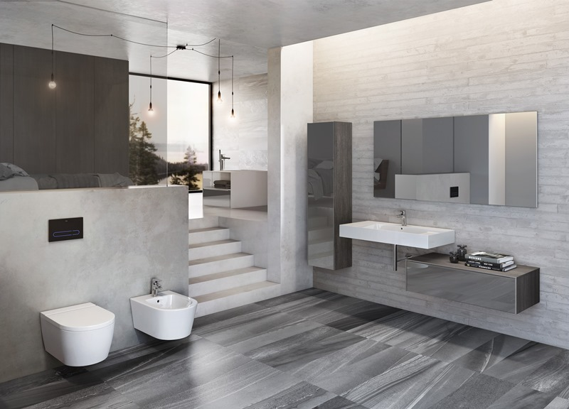 Roca New bathroom solutions and innovations unveiled at
