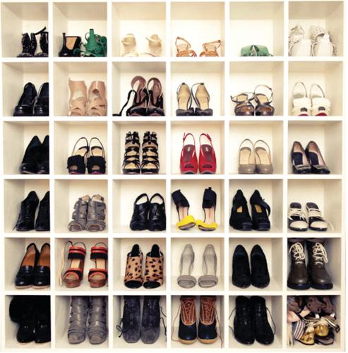 Nichos-sapatos