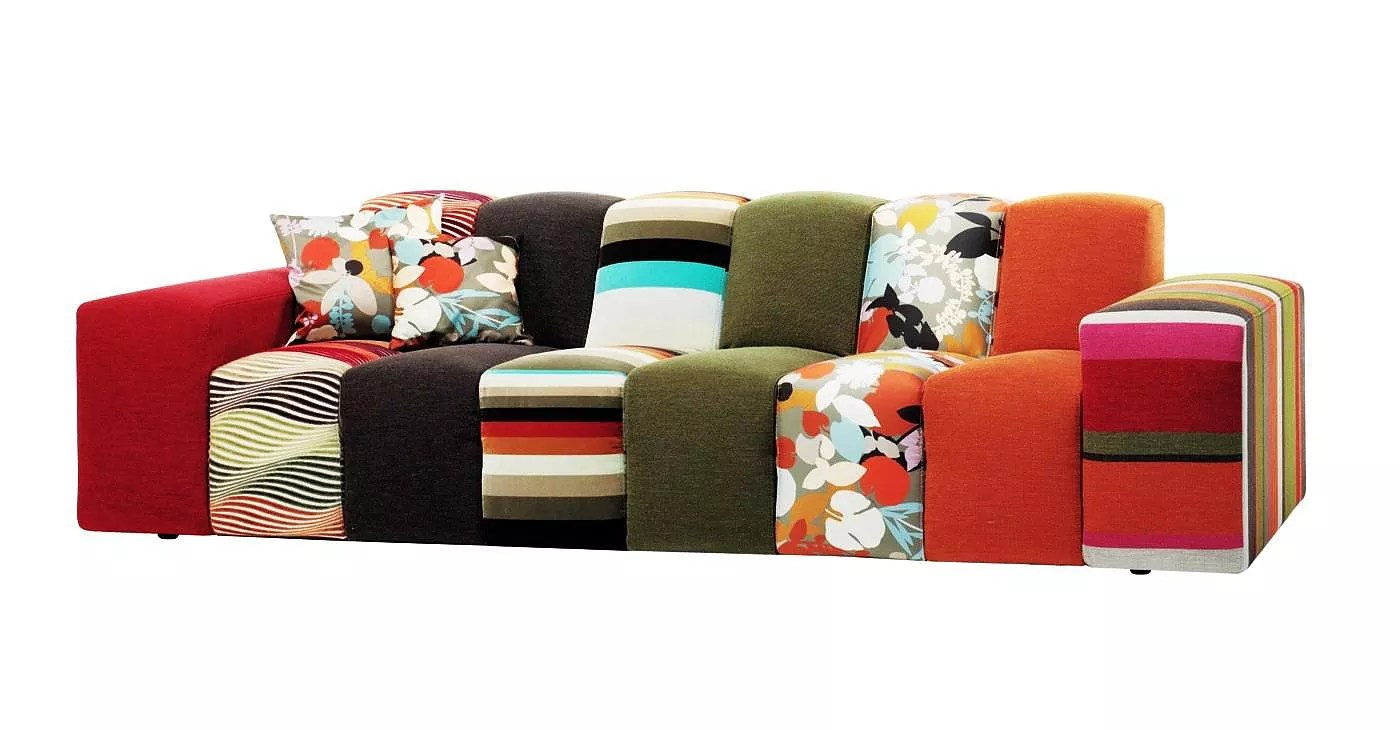 Rythme Sofa by Roche Bobois  Missoni Home  Design Is This