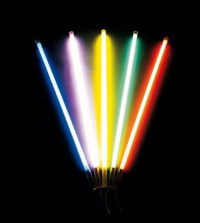 Seletti Fluobar fluorescent neon lamp. - Design Is This
