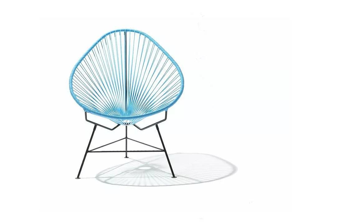retro rocking chair kitchen steel acapulco – viva mexico! - design is this