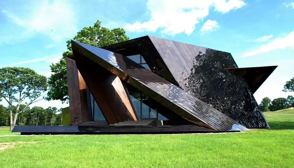 18 36 54 House By Daniel Libeskind Design Is This