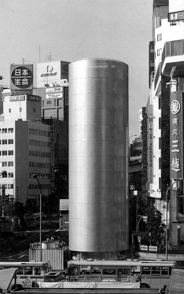 Tower of Winds by Toyo Ito  Design Is This