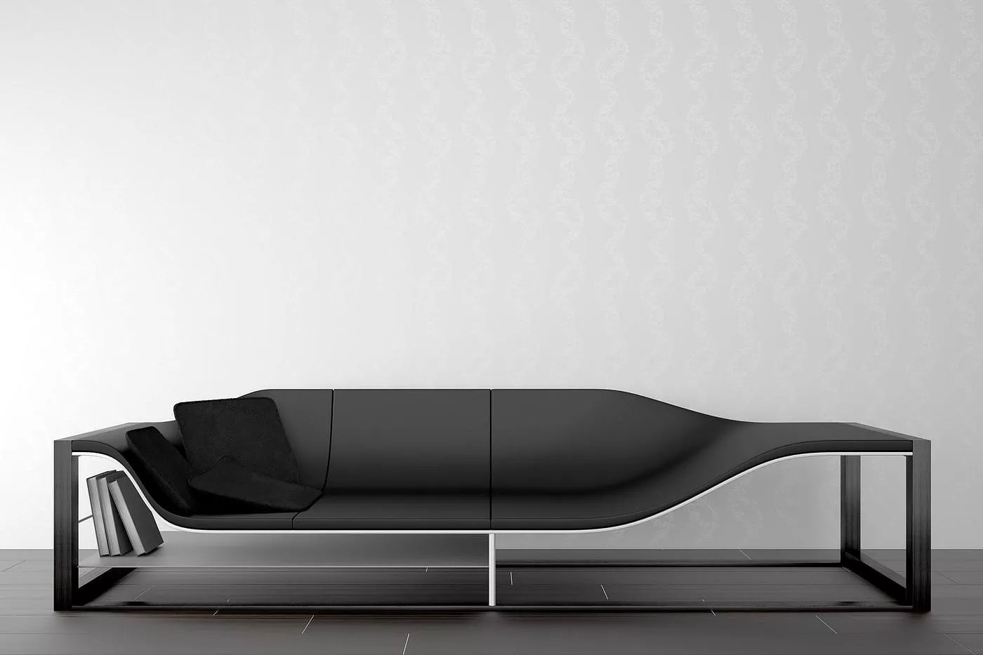 sofa rph mainstay sleeper with memory foam mattress by fabio novembre for cappellini design is this bucefalo emanuele canova