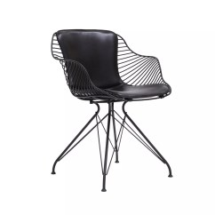 Black Wire Chair Exercise Program Dining By Overgaard And Dyrman Design Is This