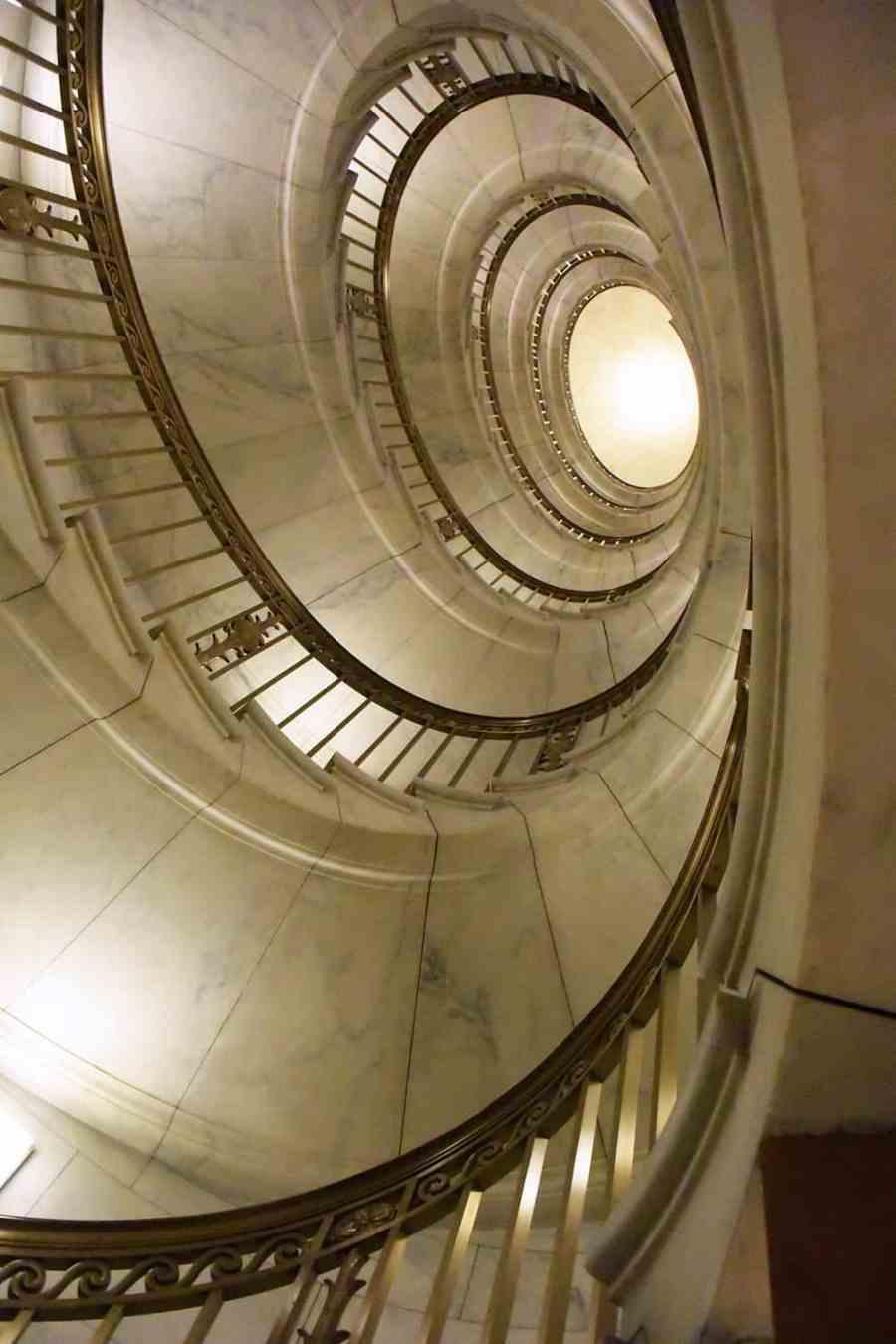 supreme-court-spiralstair
