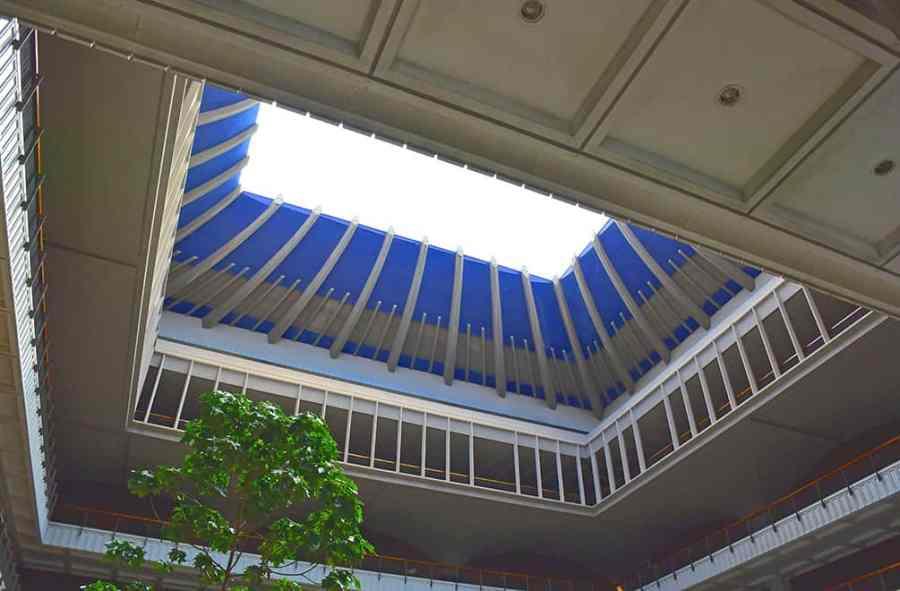 hawaii capitol open roof