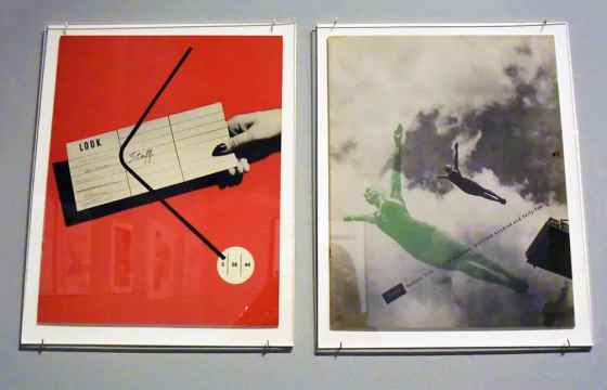 Alvin Lustig Staff/Look Magazine Covers
