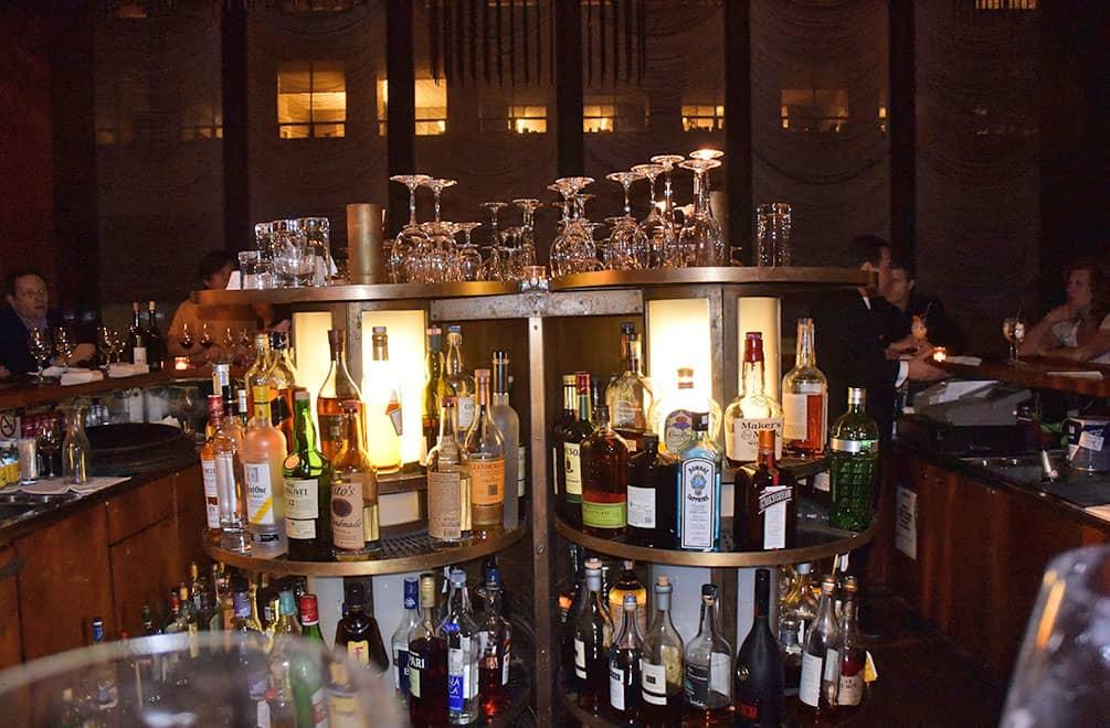 Four Seasons Grill Room Bar
