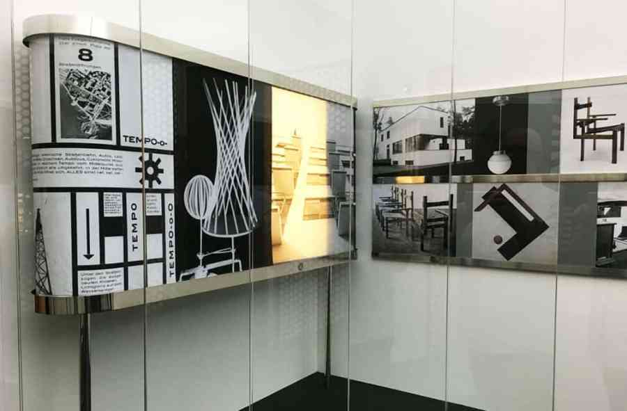 "Moholy Nagy's ""Room of the Present"""