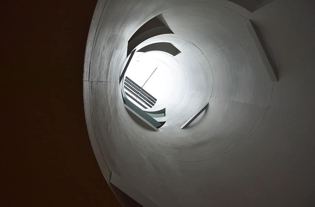 Glasgow School of Art Reid Building Skylight