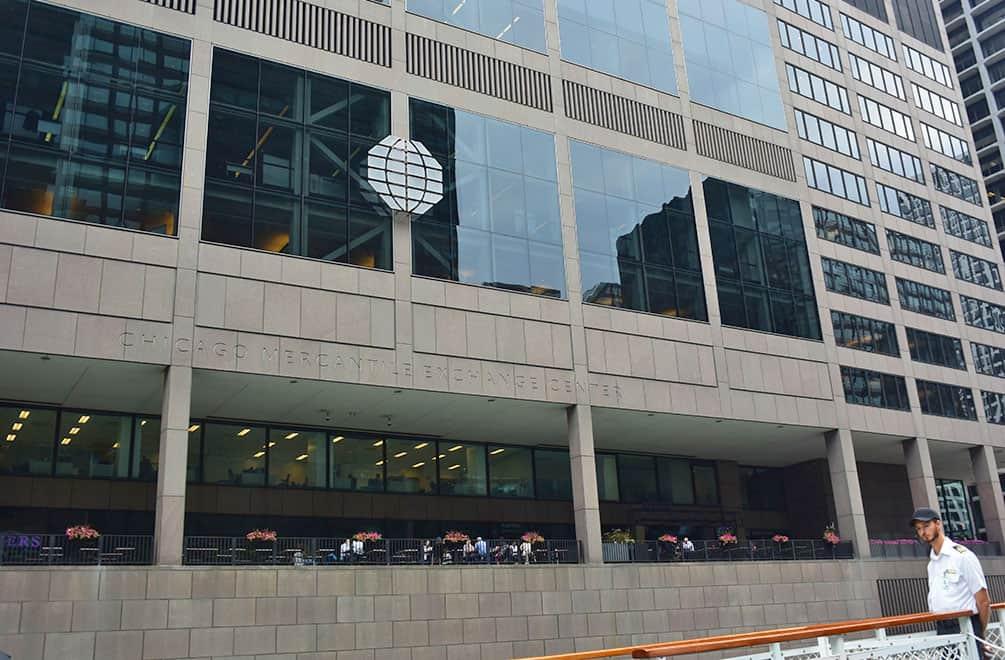 Chicago Mercantile Exchange Building