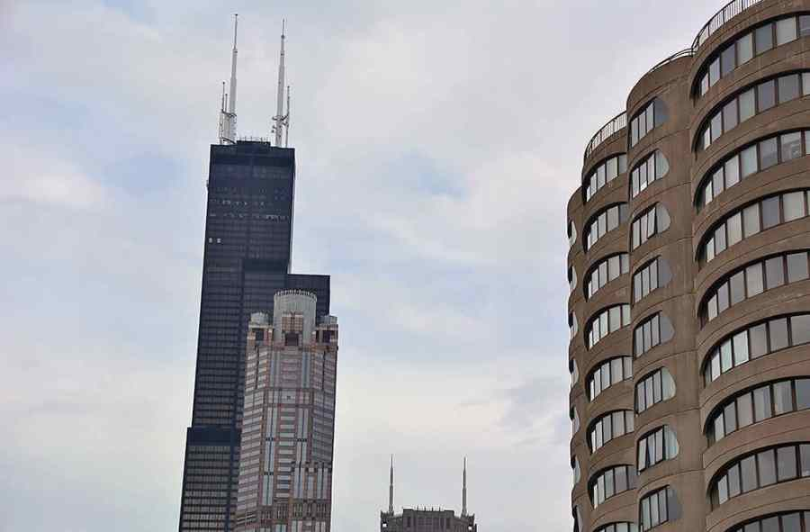 Sears, Willis Tower in Chicago