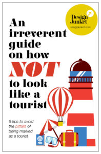 Irreverent Guild on how Not to look like a tourist cover