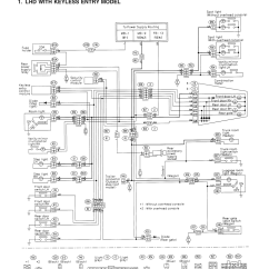 2005 Subaru Forester Radio Wiring Diagram Balanced Xlr To Unbalanced 1 4 93 Legacy Get Free Image About