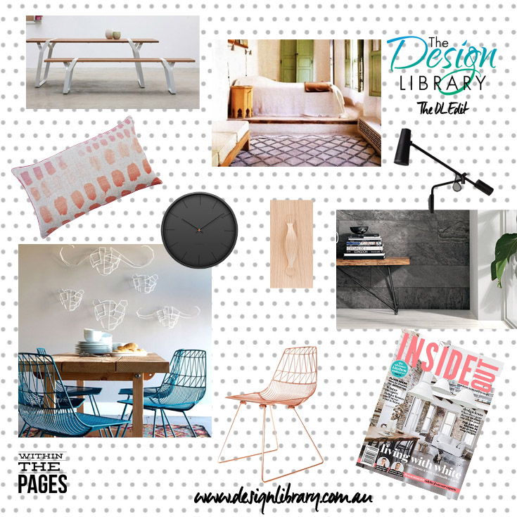 The Dl Edit Interior Design Magazines Inside Out