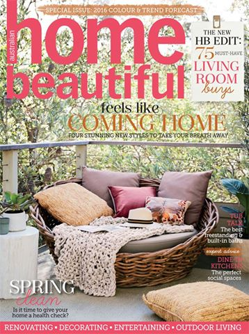 Home Beautiful October 2015 | designlibrary.com.au